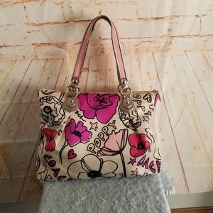 Coach Bags - Coach Poppy Large Tote Bag